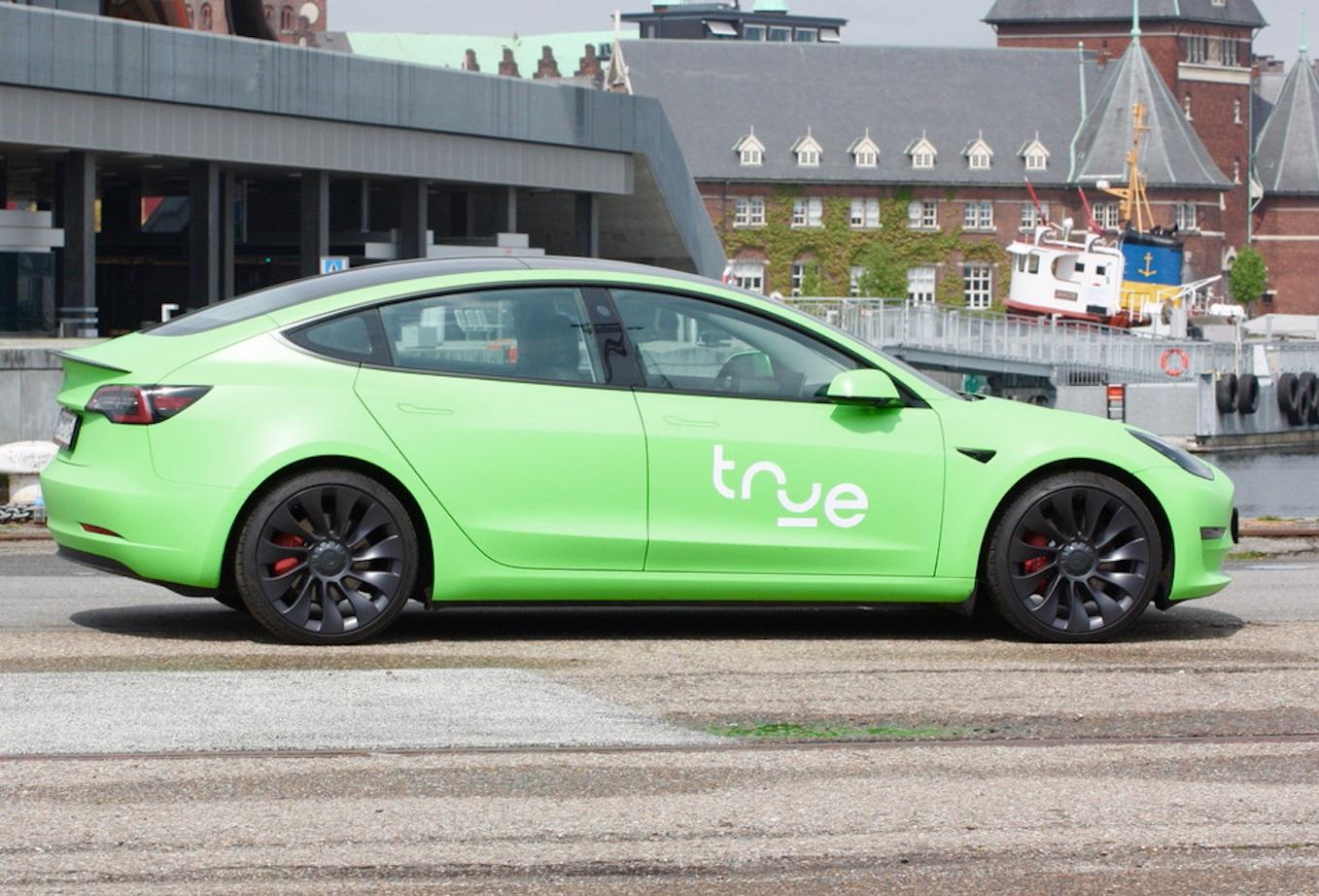 True Energy Tesla